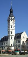Rathaus von Gera