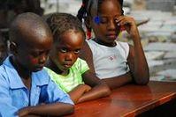 Die Kinder müssen in einen geregelten Alltag zufückfinden. Bild: Dietmar Roller