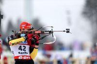 Biathlon: IBU World Cup Biathlon - Sochi (RUS) - 06.03.2013 - 10.03.2013 Bild: DSV