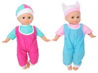 """AMIA Puppe """"Schlaf-Baby mit Mütze"""". Bild: """"obs/VEDES Großhandel GmbH"""""""