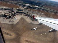 Bild: Flughafen Ben Gurion