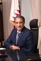 Seine Exzellenz Abdulla Mohammed Al-Thani  Bild: Botschaft des Staates Katar in Berlin Fotograf: Botschaft des Staates Katar in Berlin
