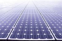 """Mit dem E.ON-Solarpark Hassel können rein rechnerisch rund 2.500 Haushalte komplett mit Solarenergie versorgt werden. Allerdings nur rechnerisch, nicht real. Bild: """"obs/E.ON Energie Deutschland GmbH"""""""