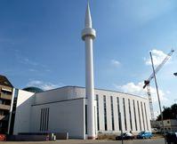 DITIB-Moschee in Aachen-Ost im September 2015