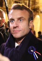 Emmanuel Macron im November 2018