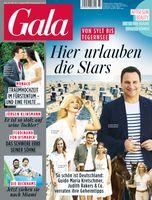 "GALA Cover 32/2019 (EVT: 1.8.2019) Bild: ""obs/Gruner+Jahr, Gala"""
