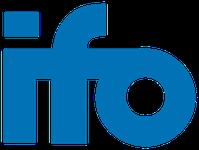 Logo vom ifo Institut – Leibniz-Institut für Wirtschaftsforschung an der Universität München e. V.