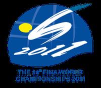 Logo der Schwimmweltmeisterschaften 2011