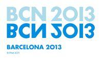 Logo der Schwimmweltmeisterschaften 2013