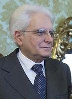 Sergio Mattarella (2015)