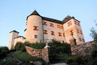 """Burg Lockenhaus /  Bild: """"obs/3sat/ZDF/ORF/RAN Film"""""""