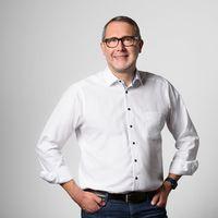Oliver Hellmold, CEO von notebooksbilliger.de (2021) Bild:     notebooksbilliger.de