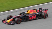 Daniel Ricciardo beim Großen Preis von Österreich 2018