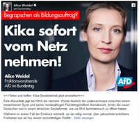 Bild: Screenshot facebook