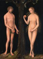 Adam und Eva (Lucas Cranach der Ältere), Herzog Anton Ulrich-Museum Braunschweig