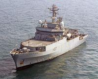 """HMS Echo"""