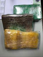 Sichergestelltes Kokain Bild: Polizei Düsseldorf