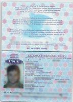 Nonbiometric US Passport (Pre-2006)
