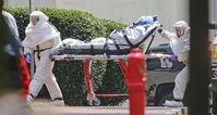 Ebola Patient  Bild:  The Speaker, on Flickr CC BY-SA 2.0