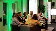 Diskussionsrunde mit Wirtschafts- und Hochschulvertretern Quelle: DFH-UFA (idw)