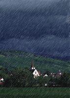 Regenwetter Bild: creative collection - DWD