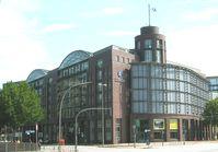 Ehemaliges Zürichhaus in Hamburg