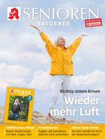 Titelbild Senioren Ratgeber Mai 2021 Bild: Wort & Bild Verlag Fotograf: Wort & Bild Verlag