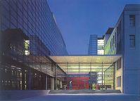 Die Rheinmetall Hauptverwaltung in Düsseldorf, der Sitz der Management-Holding des Konzerns. Bild: Rheinmetall AG