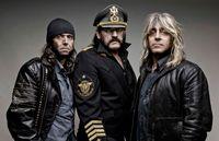 Motörhead Bild: gfk-entertainment.com/