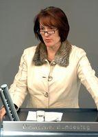 Angelika Brunkhorst Bild: Deutscher Bundestag / Lichtblick/Achim Melde