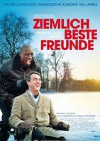 """""""Ziemlich beste Freunde"""" Kinoplakat"""