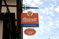 Brandt-Zwiebackmuseum (mit Verkauf) im Haus