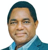 Hakainde Hichilema (2020)