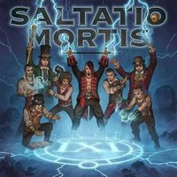 """Cover """"Das schwarze Einmaleins"""" von Saltatio Mortis"""