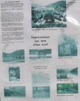 Informationstafel mit Bilder zu (Alt)Asel