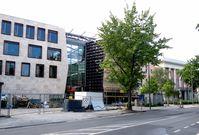 Türkische Botschaft in Berlin: Der Neubau der Türkischen Botschaft am alten Standort. Rechts daneben die Italienische Botschaft.
