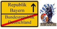 Bayernpartei: Damit Bayern endlich wieder selbst entscheiden kann (Symbolbild)