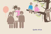 Mai 2021: Zweiter Kinderbonus in der Corona-Krise Bild: Vereinigte Lohnsteuerhilfe e.V. - VLH Fotograf: VLH