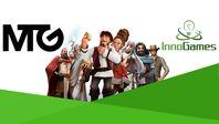 """MTG, InnoGames, Logo  Bild: """"obs/InnoGames GmbH"""""""