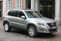 VW Tiguan, ein Kompakt-SUV, wie sie in Europa hauptsächlich verkauft werden. Bild: Lothar Spurzem / wikipedia.org