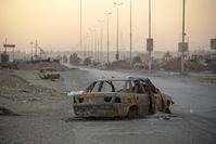 Outskirts of Mosul, 17 November 2016