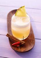 Mineralwasser-Cocktail Cinnamon Reggae.