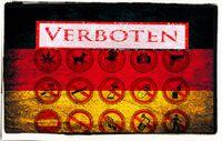 Deutschland im Jahre 2020: Alles lebenswerte wird verboten um als Bürokratiezombie weiterzuleben? (Symbolbild)