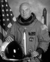John Glenn  Bild: NASA