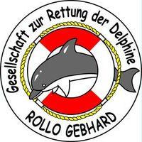 Logo der Gesellschaft zur Rettung der Delphine (GRD)