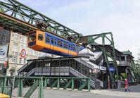 """Die vor 47 Jahre in den Dienst gestellte Baureihe GTW72 wird ausgemustert, eine der alten Bahnen wird in Wuppertal Vohwinkel zum fliegenden Klassenzimmer. Bild: """"obs/WSW Wuppertaler Stadtwerke GmbH/R.SILBERKUHL-6TANT"""""""