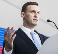 Alexei Nawalny (2017), Archivbild