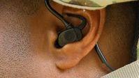"""""""TCAPS"""": Neue Hightech-Ohrhörer schützen das Gehör. Bild: peosoldier.army.mil"""