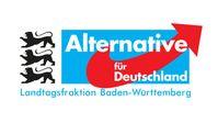 Alternative für Deutschland (AfD) Baden-Württemberg Logo
