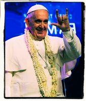 Papst Franziskus, bürgerlich Jorge Mario Bergoglio (Jesuit) (2020)
